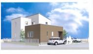 豊前新築モデル・完成イメージ