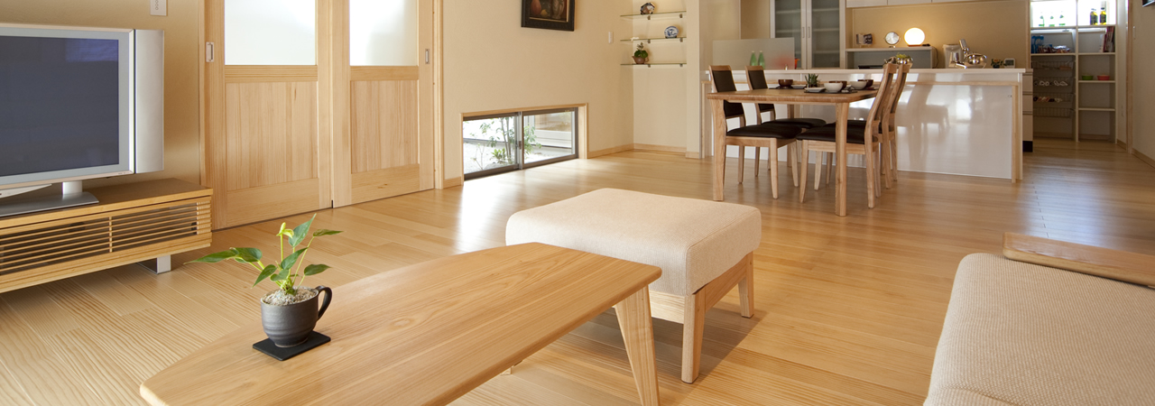 木造住宅の魅力